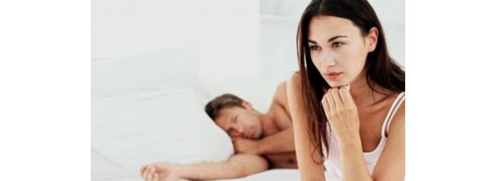 セックスレスなカップル