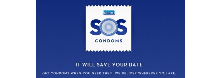 Durex新サービス